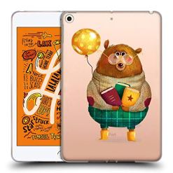 51dfrYhSmcL - Official Oilikki Bear Animal Characters Soft Gel Case Compatible for iPad mini (2019)