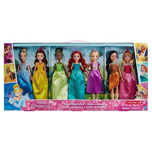 Disney Dolls Set
