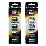 10 Pack 4LR44 / 476A / PX28A / A544 / K28A / L1325 Dog Collar 6V PetStandard Brand