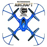 Munchkin Land QY 66 D1 Drone - 6 Axis Gyro RC Headless Quadcopter - No camera - Mixed Colours