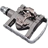 SHIMANO Clipless Pedals SPD Pedal E-PDM324