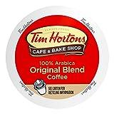 Tim Horton's Single Serve Coffee Cups, Premium Roast, 80 Count