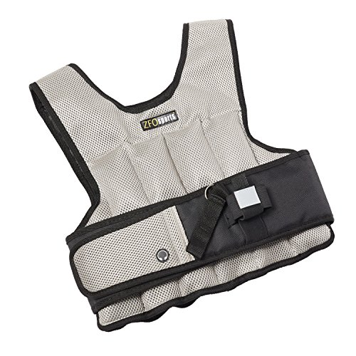 ZFOsports Short Adjustable Weighted Vest (12)