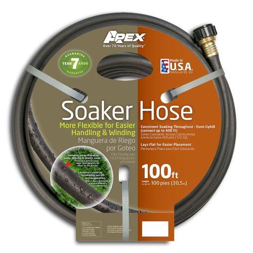 Teknor Apex Apex, 1030-100, Soil Soaker Hose, 100-Feet