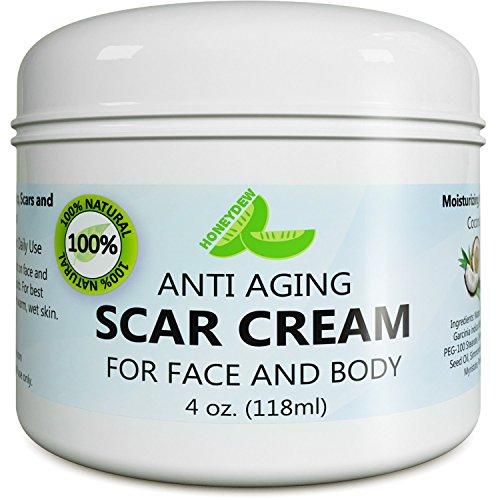 Anti Aging Scar Cream For Face And Body Scar Removal Cream For