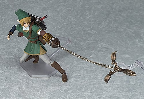 Daily Deal: Good Smile – The Legend of Zelda Twilight Princess Link (Deluxe Version) Figma Action Figure