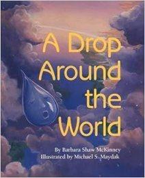 A Drop Around The World Book