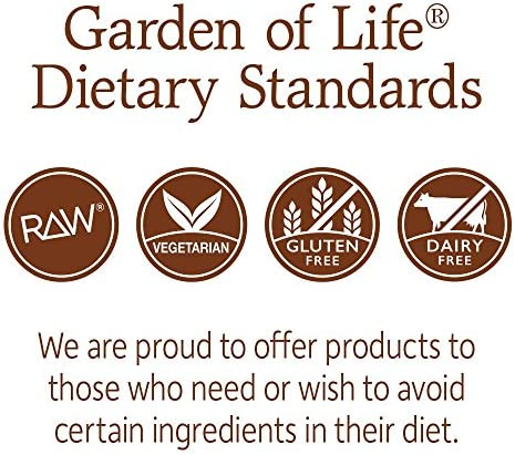 Garden of Life Vegetarian Digestive Supplement for Women - Raw Enzymes for Digestion, Bloating, Gas, and IBS, 90 Capsules 7