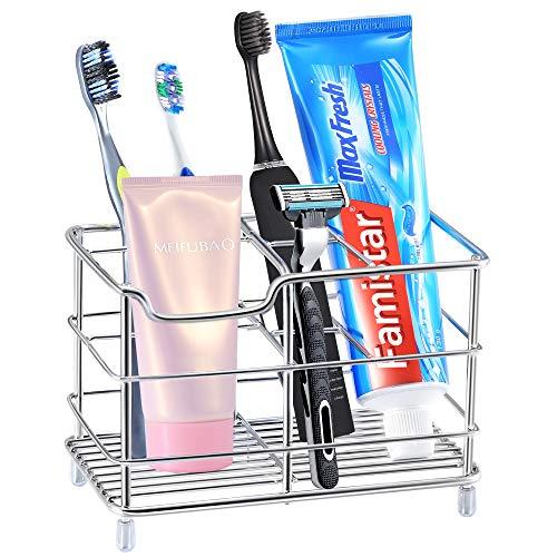 Famistar Toothbrush Holder, Stainless...