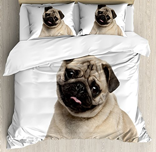 A Pug Themed Bedroom For Dog Lovers · The Inspiration Edit