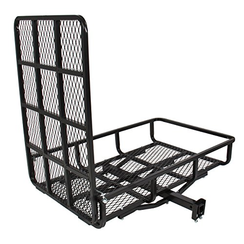 Best Choice Products Electric Wheelchair Scooter Mobility Carrier Rack for Disability Medical Ramp - Black