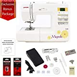 Janome 30 Stitch Computerized Magnolia 7330 Sewing Machine with Accessories Package