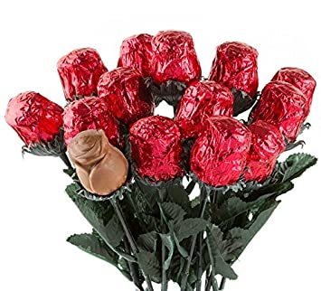 Valentine's Day Chocolate Roses