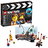 LEGO THE LEGO MOVIE 2 Movie Maker 70820 Building Kit For Kids, Build and Play Creative Director Roleplay Toy with Free Movie Maker App (482 Pieces)
