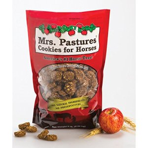 Mrs. Pastures Horse Cookies & Treats - Premium All Natural Treats (5 Pound Bag) 6