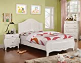 Product review for Furniture of America Lionel Size Youth Bedroom, Twin, White