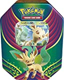 Pokemon TCG: Evolution Celebration Tin - Leafeon GX