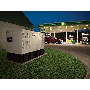 – Generac Protector Series Diesel Standby Generator – 15 kW, 120/240 Volts, 3-Phase, Model# RD01523JDSE