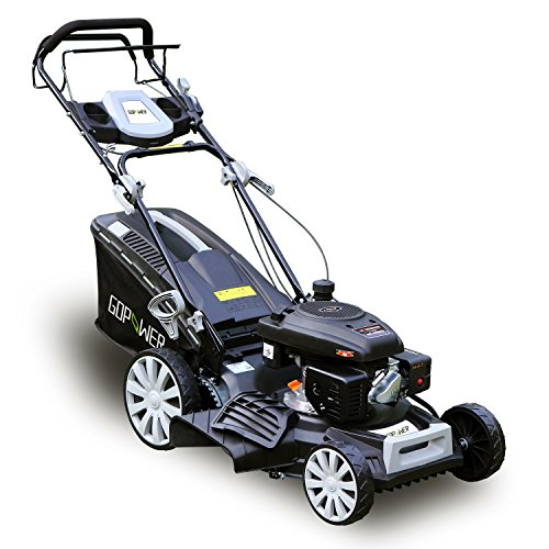 GDPOWER Self-Propelled Gas Lawn Mower