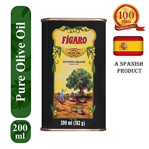 Figaro Olive Oil Tin | Best Source of Vitamin E, Anti Oxidants, Cholesterol
