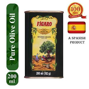 Figaro Olive Oil Tin | Best Source of Vitamin E, Anti Oxidants, Cholesterol
