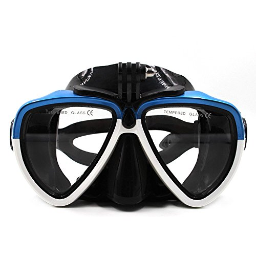 TELESIN Diving Glass Mount Diving Mask