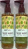 2 Pack Trader Joe's Spa Face Wash with Tea Tree Oil