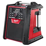 Milwaukee Electric Tool 2792-20 Electric Jobsite Radio/Charger