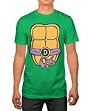 TMNT Teenage Mutant Ninja Turtles Mens Donatello Costume T-Shirt L