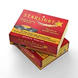 Starlight Charcoal, 1 Box, 10 Rolls, 100 Tablets