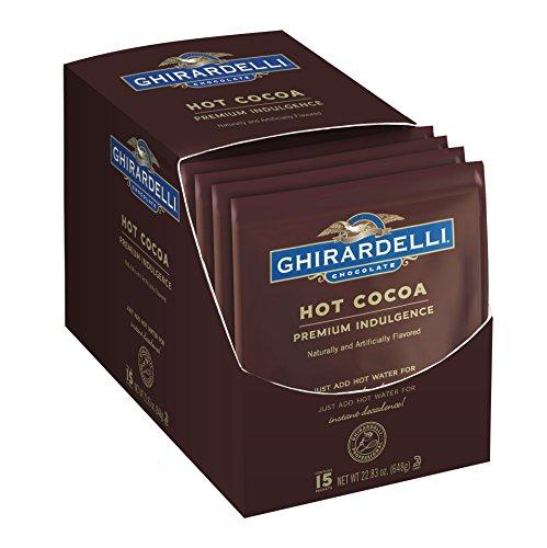 Ghirardelli Hot Cocoa