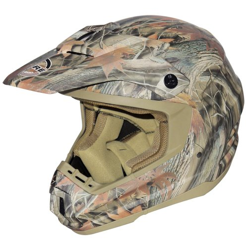 Core Forester MX-1 Off-Road Helmet (Tan Camouflage, X-Large)