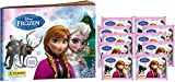 Disney Frozen Panini Sticker Album & 10 Packs