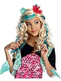 Disney Monster High Lagoona Blue Wig Girl's Costume