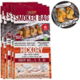 Product review for Smoker Bags - Set of 6 Hickory Smoking Bags for Indoor or Outdoor Use - Easily Infuse Natural Wood Flavor