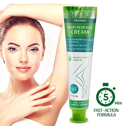 Neomen Hair Removal Cream Premium Depilatory Cream Skin