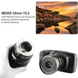 Meike-MK-35mm-T22-Large-Aperture-Manual-Focus-Prime-Low-Distortion-Mini-Cine-Lens-for-Micro-Four-Thirds-M43-MFT-Olympus-Panasonic-Lumix-BMPCC-4K-Zcam-E2