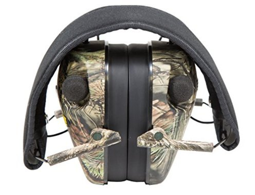Caldwell-E-Max-Low-Profile-Electronic-Hearing-Protection-with-Sound-Amplification-21-25-NRR-Adjustable-Earmuffs-for-Shooting-Hunting-and-Range