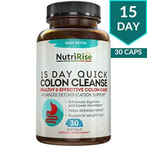 Colon Cleanser Detox for Weight Loss. 15 Day Fast-Acting Extra-Strength Cleanse with Probiotic & Natural Laxatives for… 7