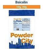Powder City Baicalin (from Chinese Skullcap) (30 Grams)