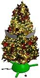 RTS-R Rotating Christmas Tree Stand for Live Tree