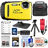 Fujifilm FinePix XP130 Shock & Waterproof Wi-Fi Digital Camera...