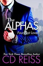Alphas: Four First Loves by CD Reiss