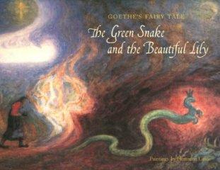 Amazon | The Green Snake and the Beautiful Lily | Goethe, Johann Wolfgang  Von, Linde, Hermann, Heuscher, Julius E., Allen, Joan Deris | Children's  Books