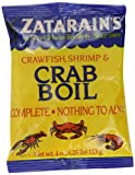 Zatarain's Preseasoned Crab Boil, 4 oz (Pack of 12)