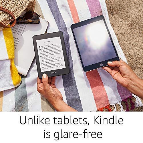 Kindle PaperWhite 10th Gen Screen Vs iPad Tamil