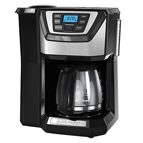 BLACKDECKER-12-Cup-Mill-and-Brew-Coffeemaker