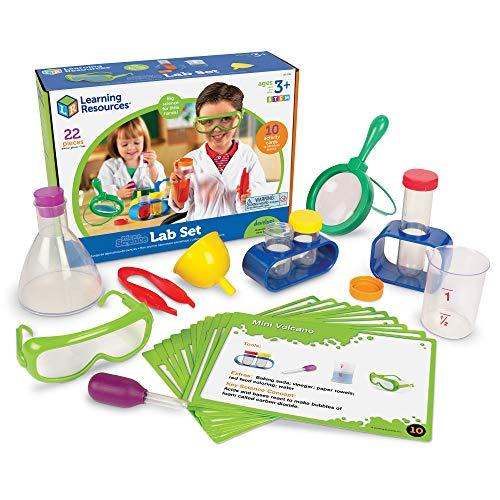 Learning Resources Primary Science Set de laboratorio, 22 Piezas