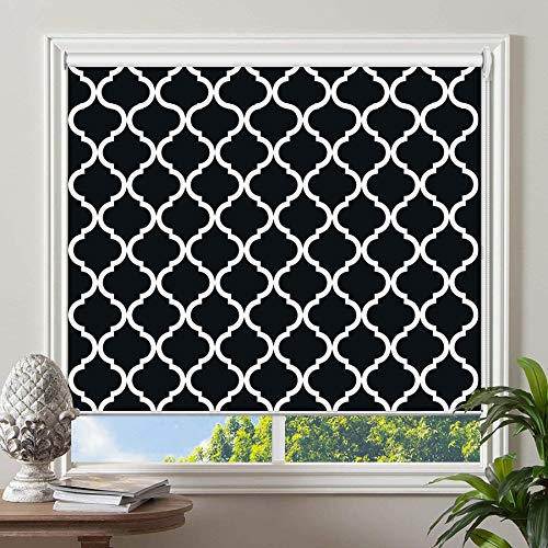 PASSENGER PIGEON Blackout Window Shades, Premium UV Protection Water Proof Custom Roller Blinds, Printed Picture Window Roller Shade, 41' W x 72' L, JIHE-5