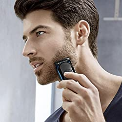 Braun MGK3020 Men's Beard Trimmer for Hair/Hair Clippers/Head Trimming, Grooming Kit, 6-in1 Precision Trimmer, 13 Length Settings for Ultimate Precision  Image 2